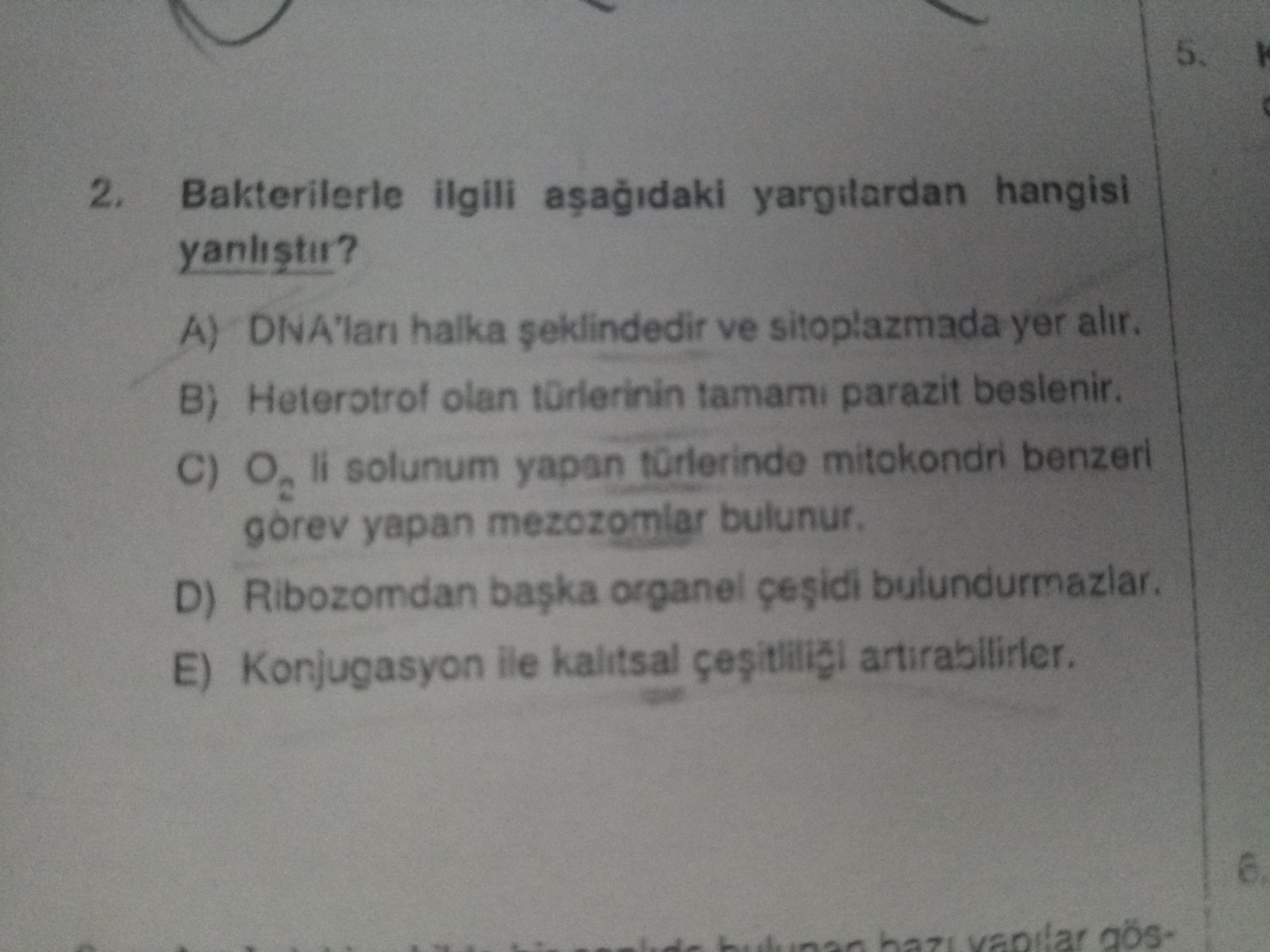 parazit heterotrof)