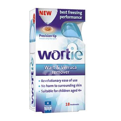 wortie spray contra negilor