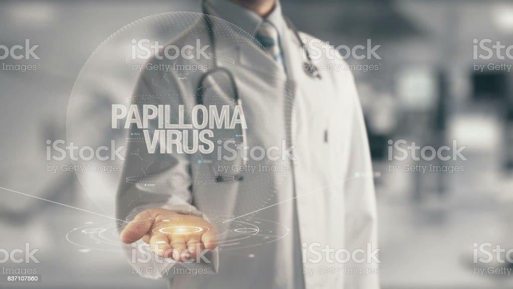 papilloma virus mano)