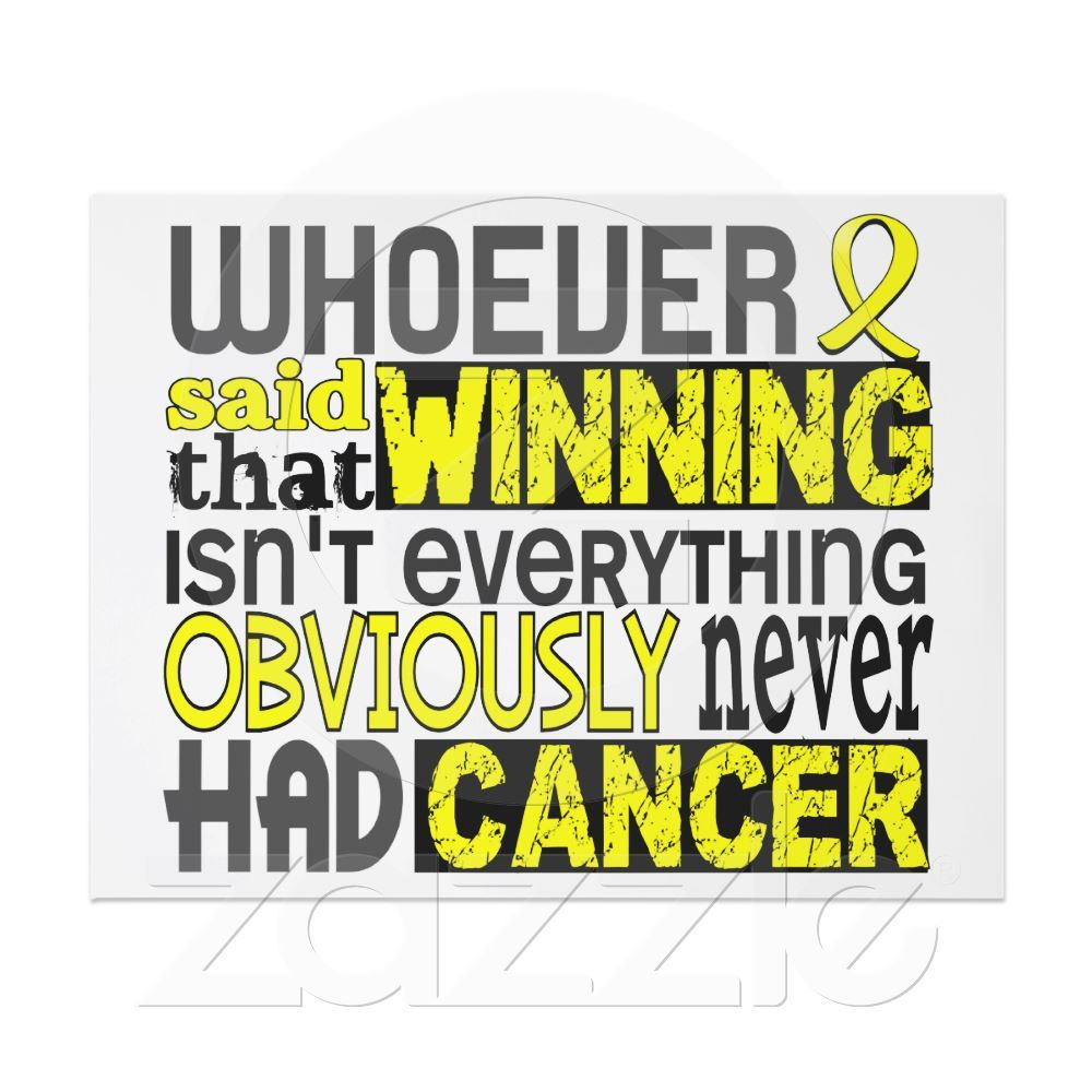sarcoma cancer quotes