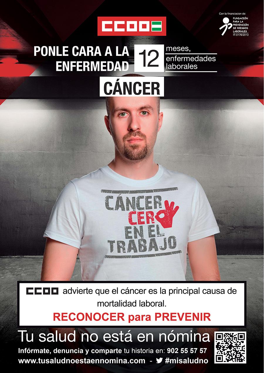 cancer enfermedad profesional
