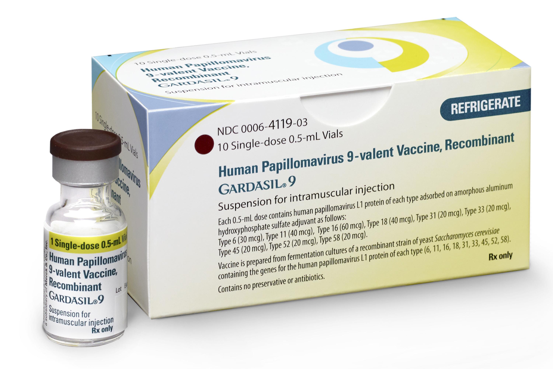 Hpv vaccine j code