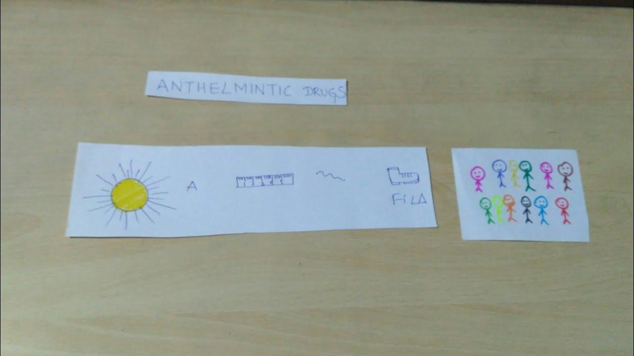 anthelmintic nedir)