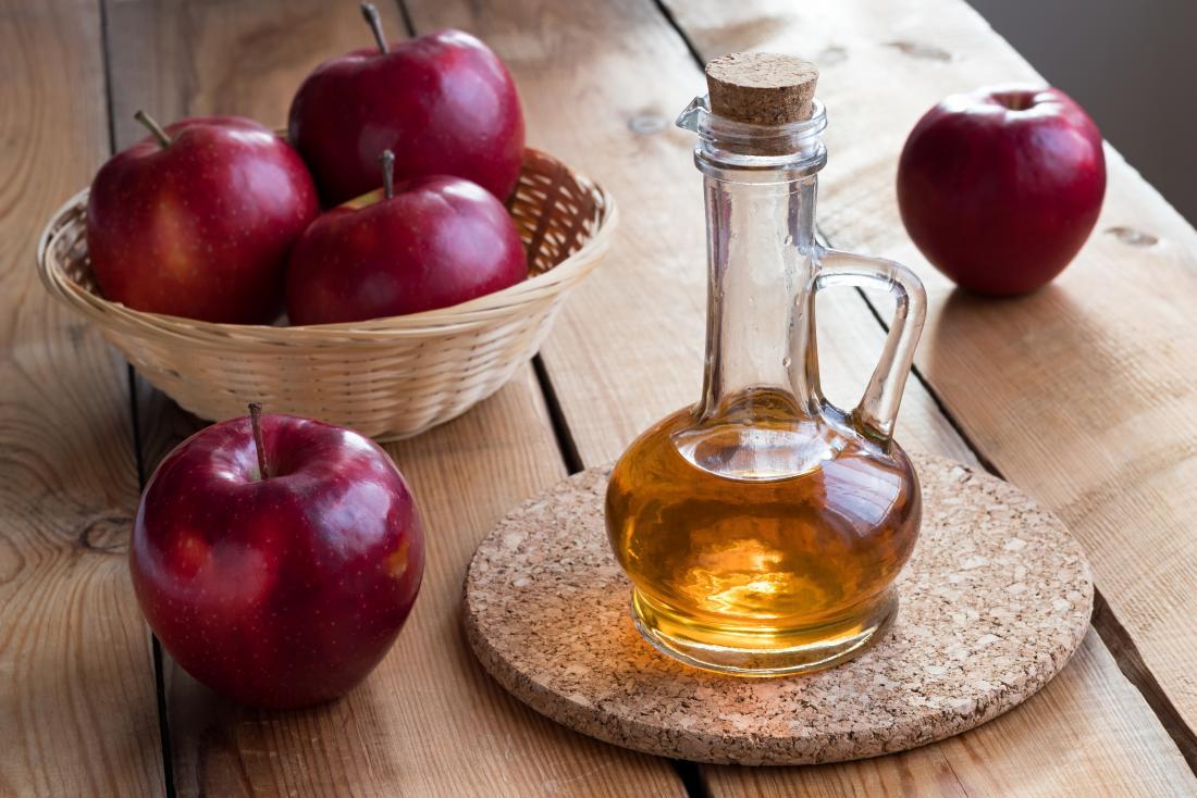 aceto di mele per hpv