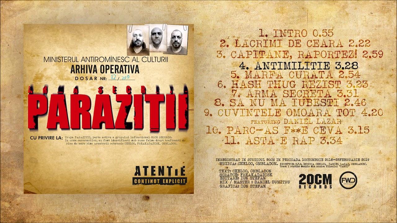 parazitii militia)
