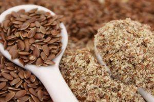 curatarea intestinelor cu seminte de in
