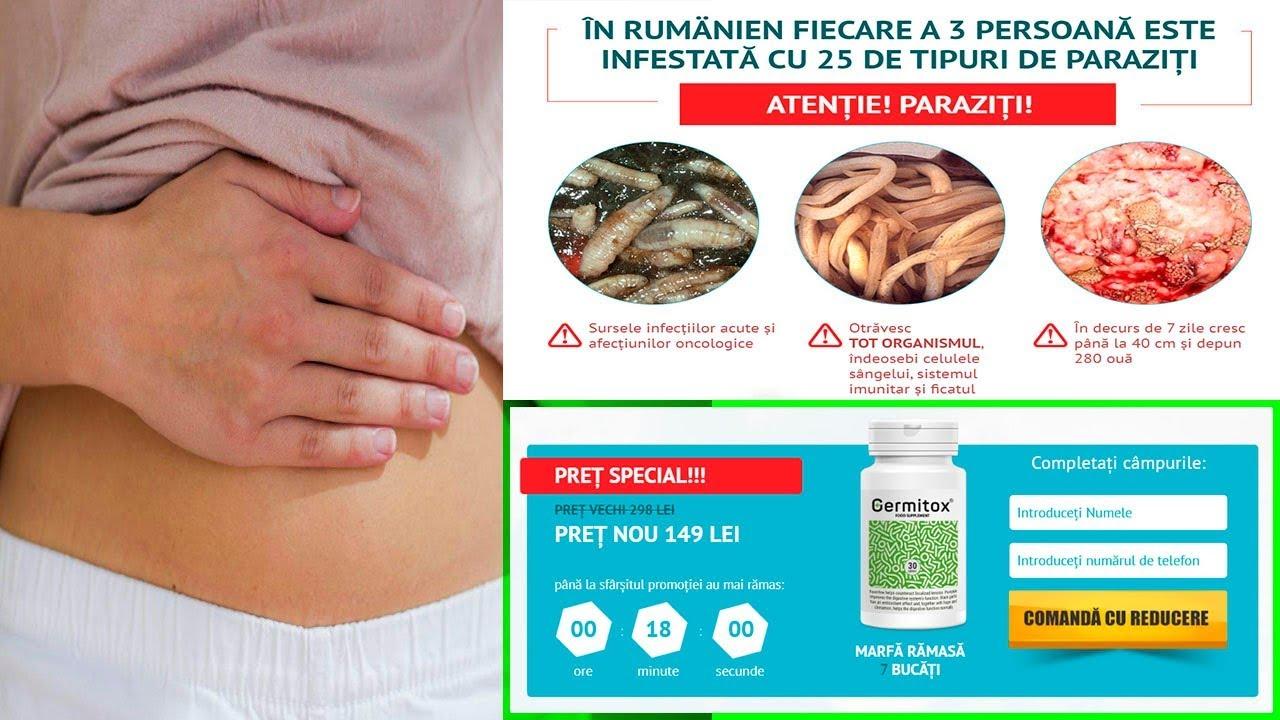 tratamentul și prevenirea paraziților)