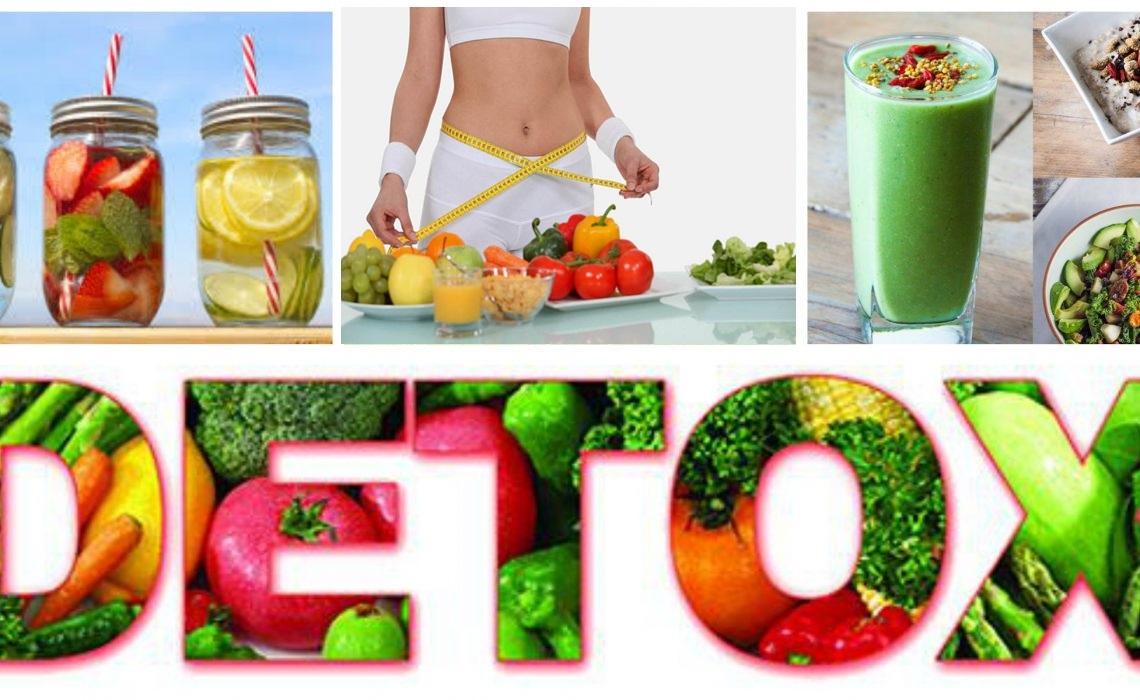 Detoxifiere rapida organism - Cură de detoxifiere a organismului de trei zile