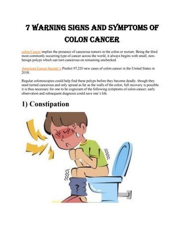 cancer de colon varsta nodul sau condilom