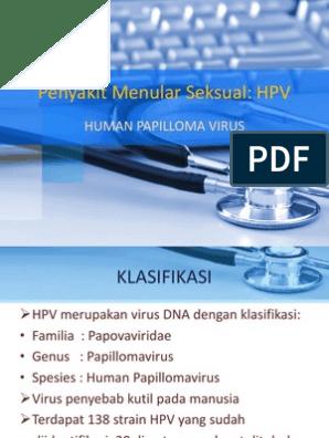 human papilloma viruses ppt