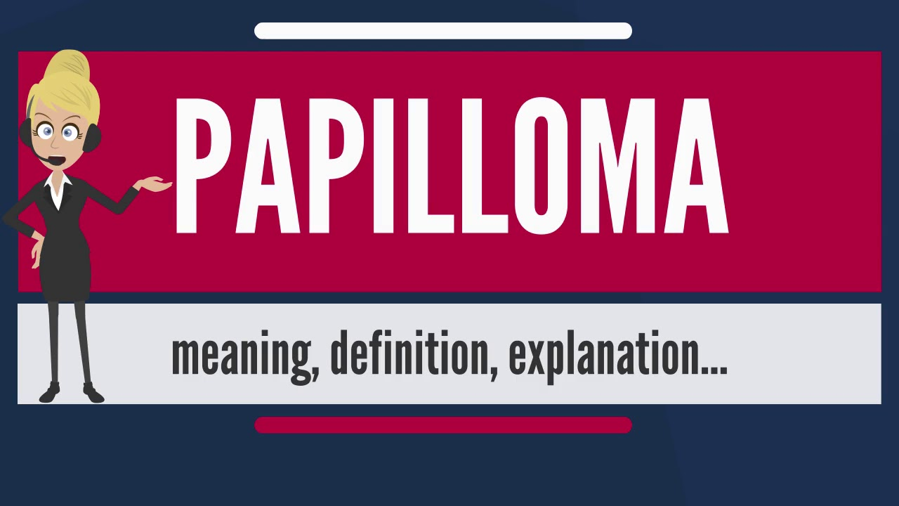 what does papillomatosis mean