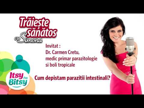 metode simple pentru curățarea corpului parazit