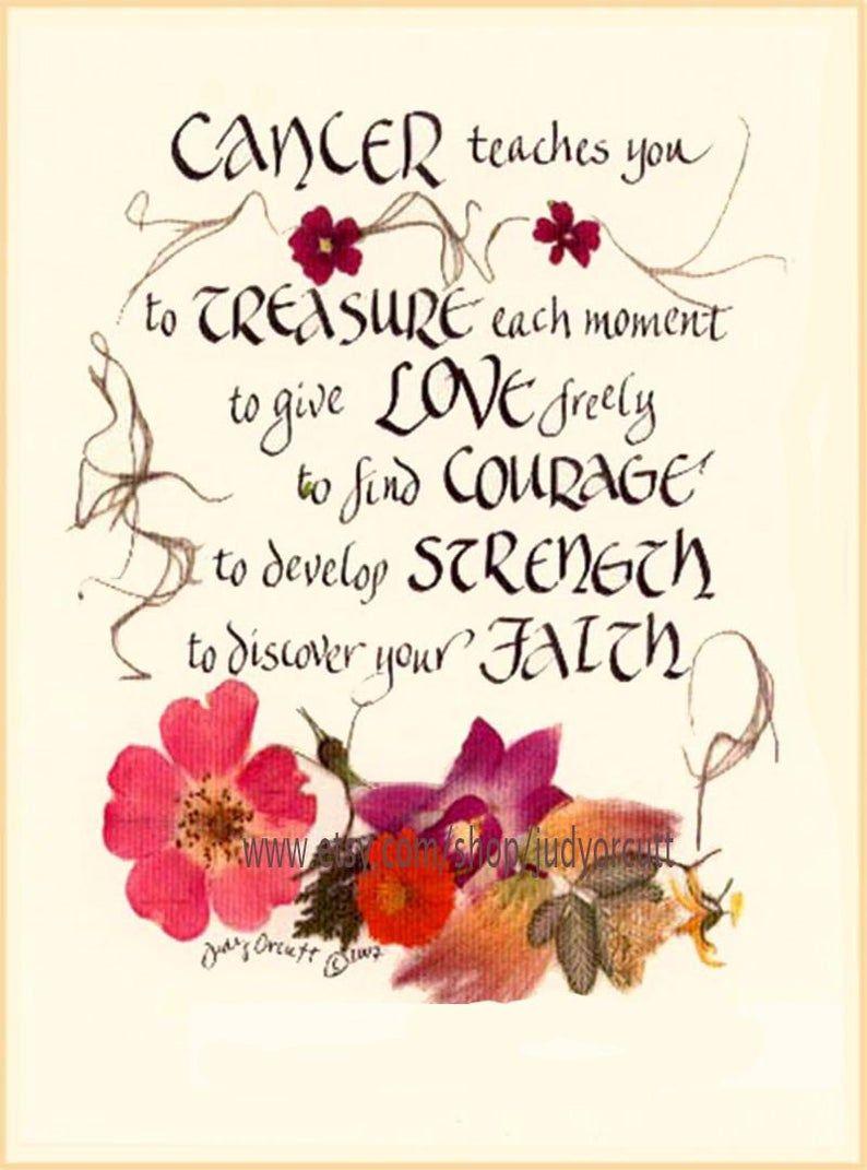 cancer de colon y emociones)