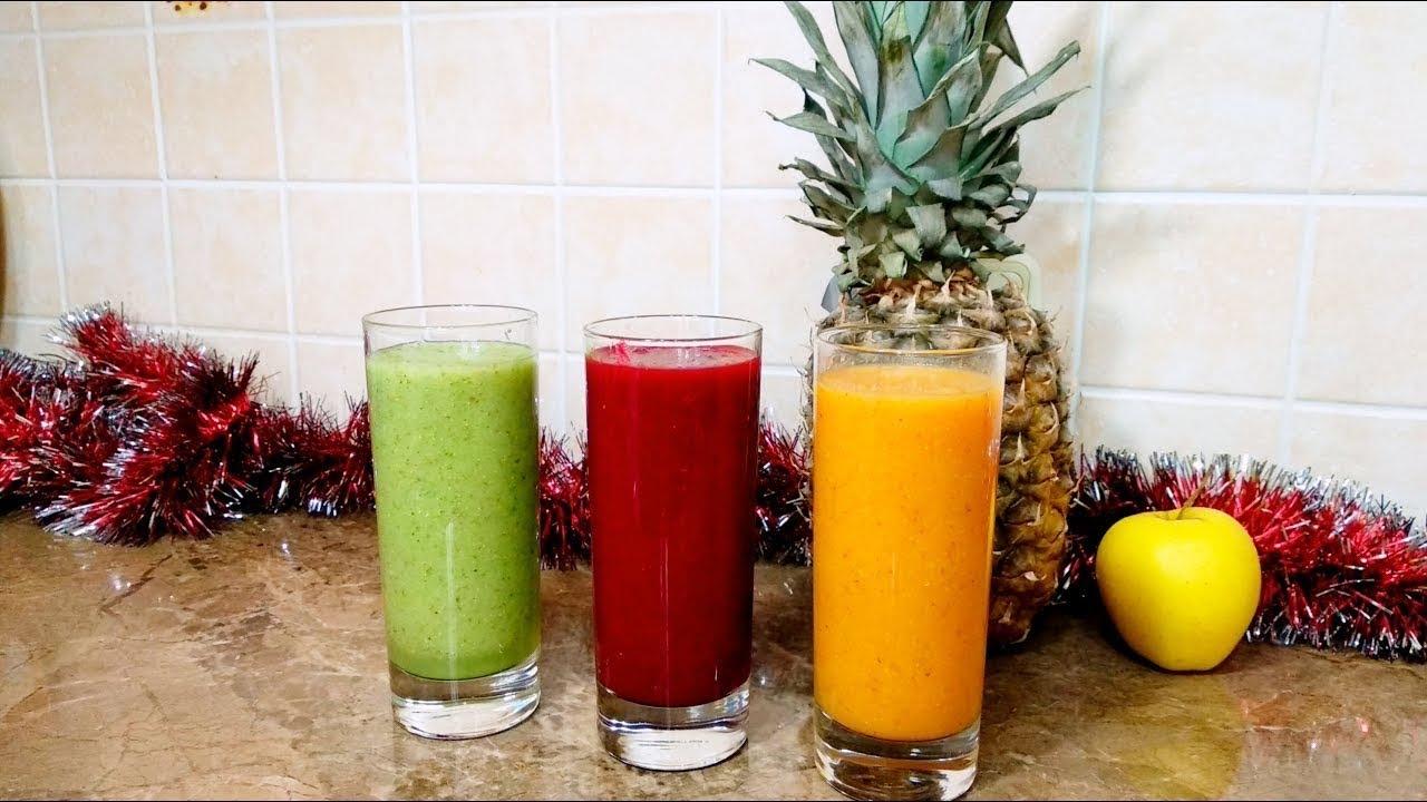 smoothie uri pentru detoxifiere)
