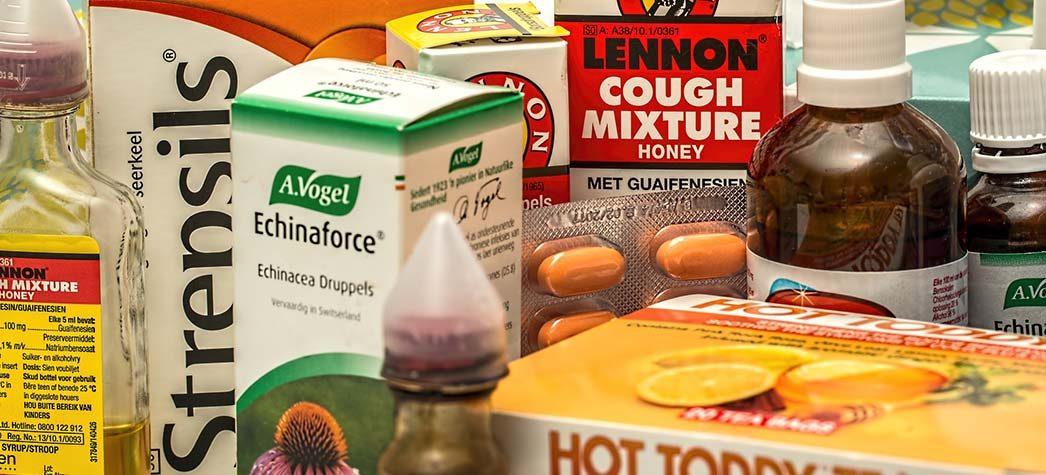 medicament alb pentru copii
