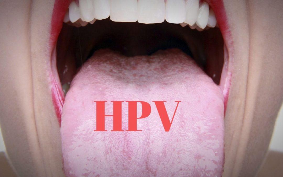papilloma virus in bocca immagini
