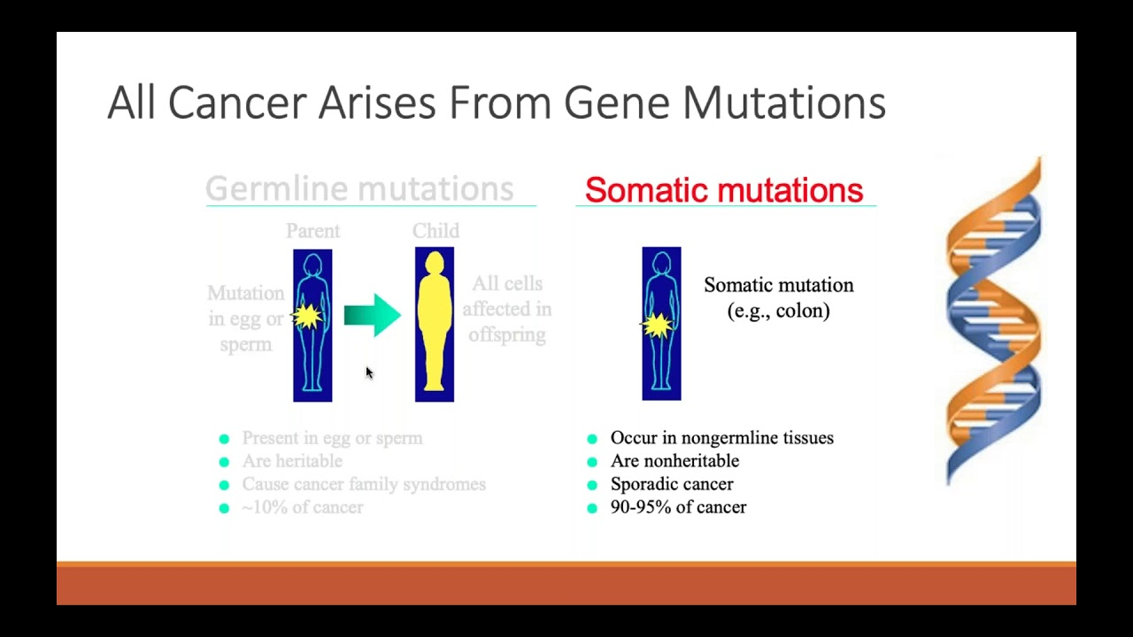 Familial cancer syndrome slideshare