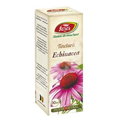 Tinctură de Echinacea, 50ml, Dacia Plant