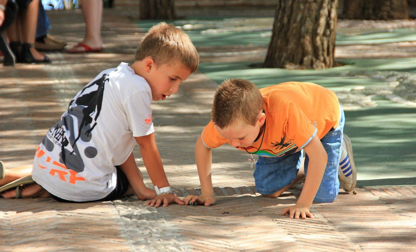 primul semn de viermi la copii