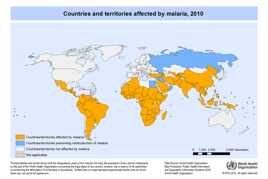 helminth infections are endemic in areas where