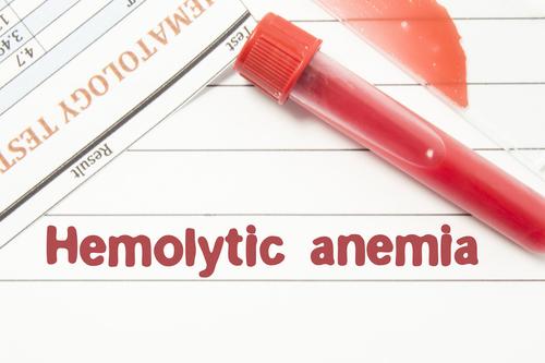 anemie hemolitica)