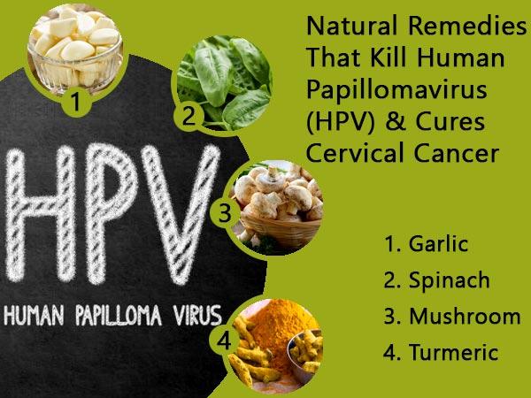 natural treatment of human papillomavirus)