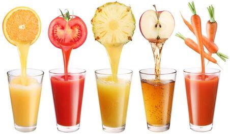 Trei reţete de sucuri bune pentru detoxifierea de început de an