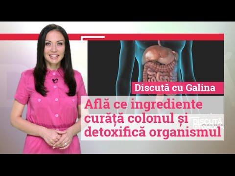 detox curăță colonul)