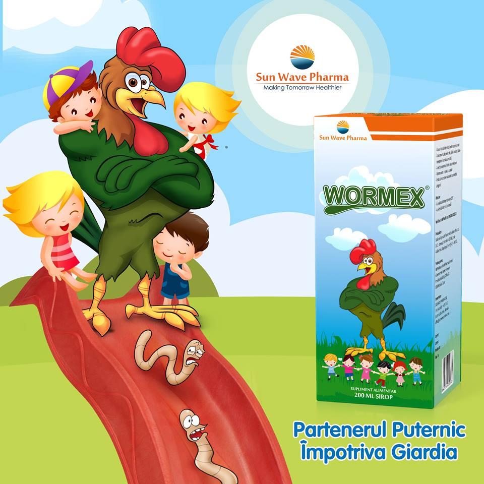 pastile eficiente împotriva viermilor și paraziților)
