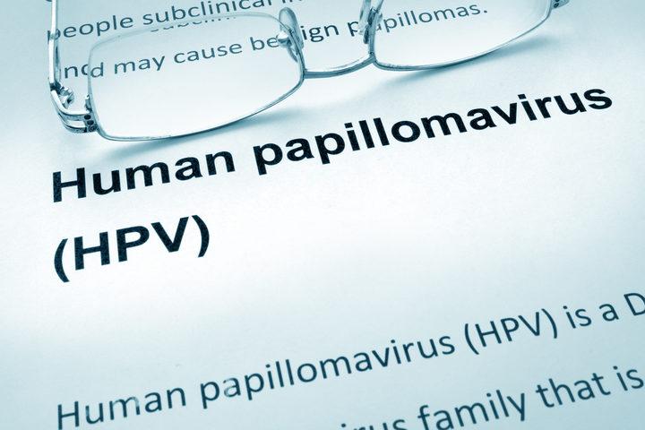 papillomavirus hpv positivo)