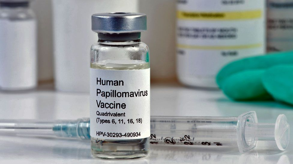 human papillomavirus vaccine scientist