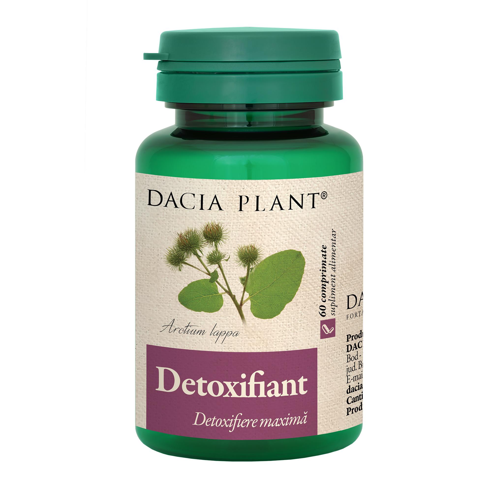 10 suplimente dietetice pentru detoxifiere