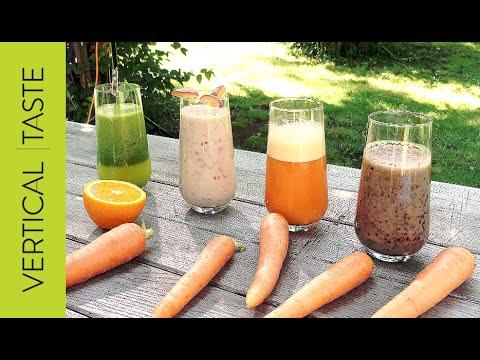 smoothie uri pentru detoxifiere
