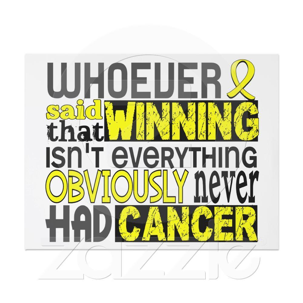 sarcoma cancer quotes)