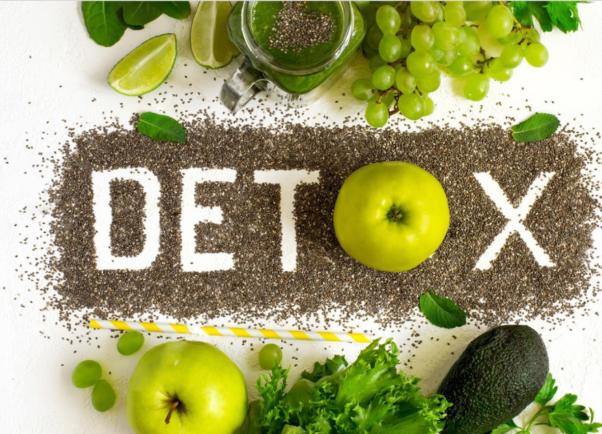 detoxifierea organismului de medicamente cum să obțineți viermi viermi