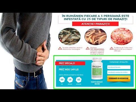 7 remedii naturale contra parazitilor intestinali