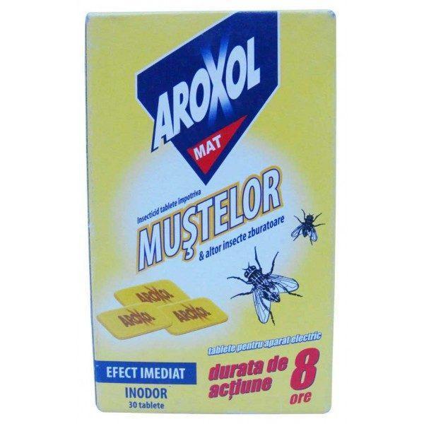 pastile de insecte)