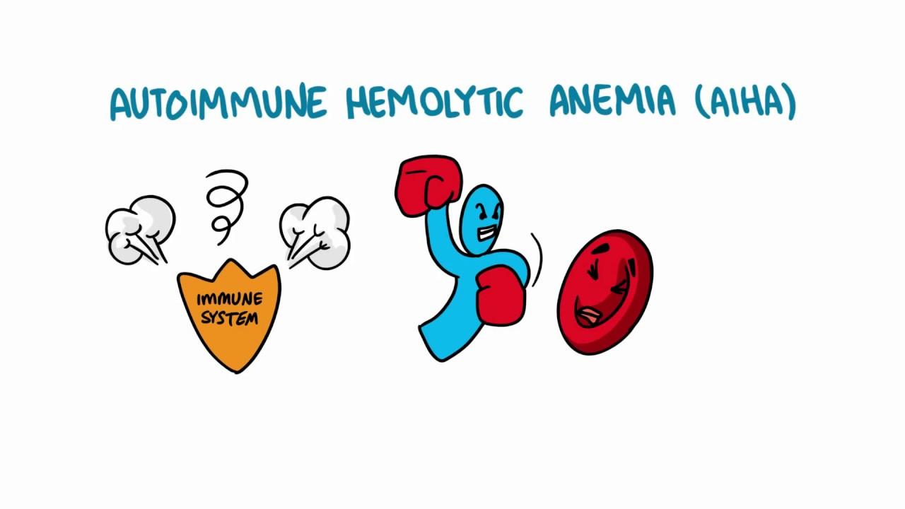 anemie autoimuna detoxifiere pentru copii