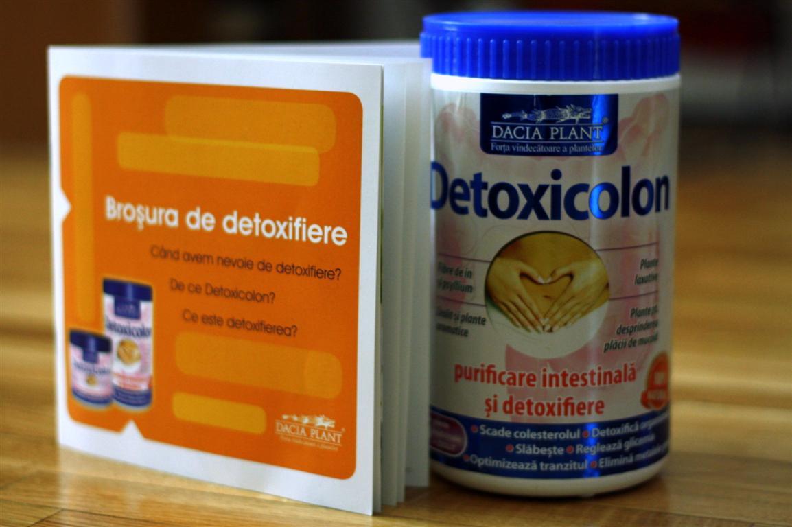detoxifiere naturală a colonului