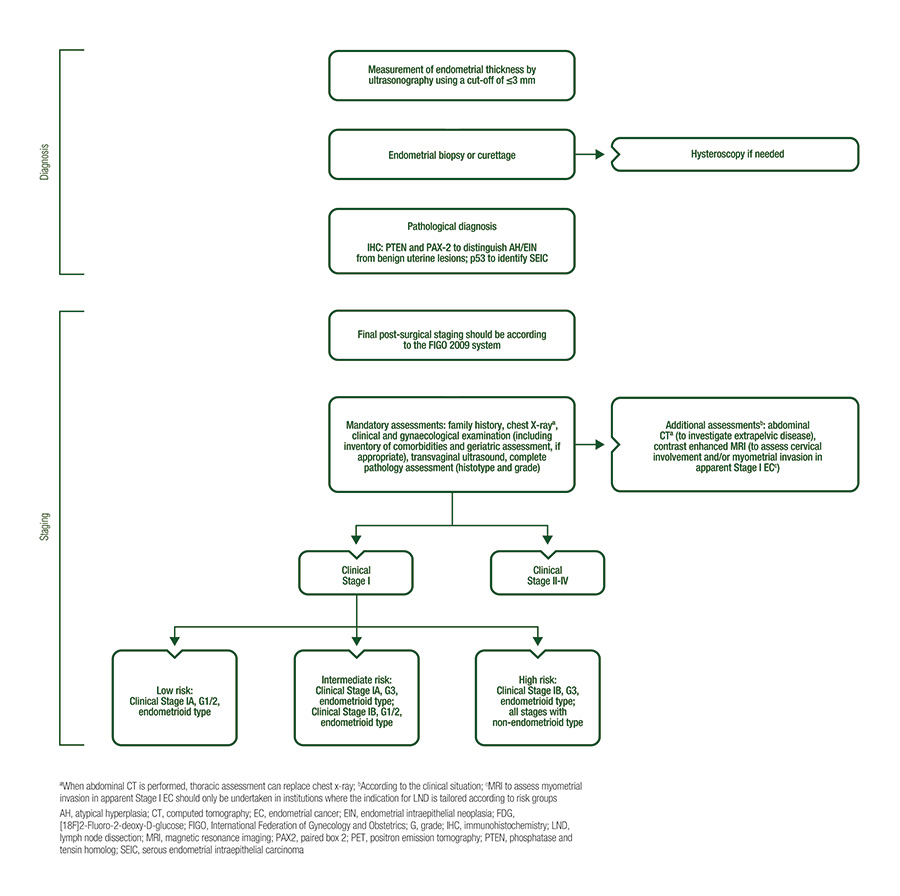 endometrial cancer esmo 2020)