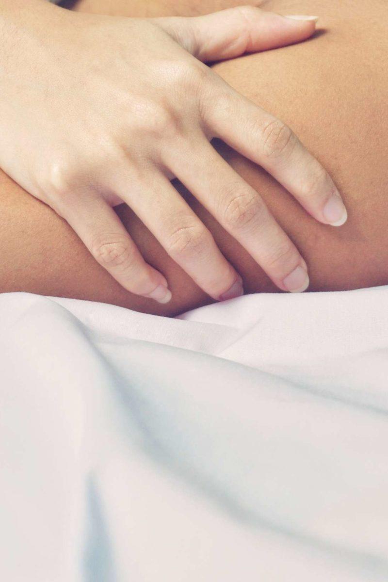 genital hpv symptoms male)