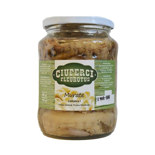 ciuperci in otet)