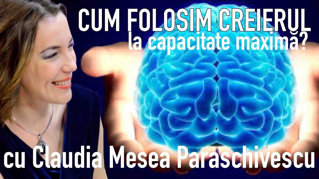 vierme în tratamentul creierului