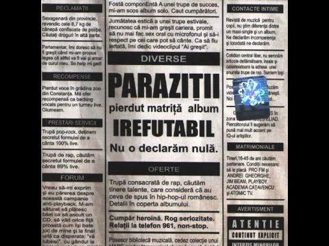 paraziții au părăsit corpul)