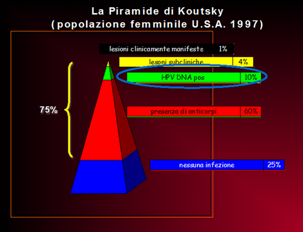 periodo latenza papilloma virus)