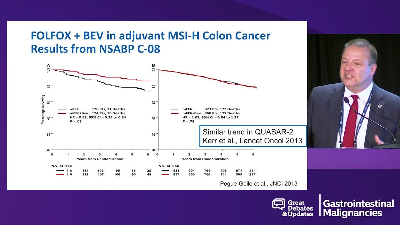 Cancer colorectal non polyphasique