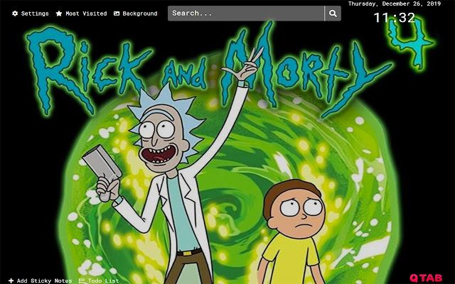 Rick și morty despre paraziți)