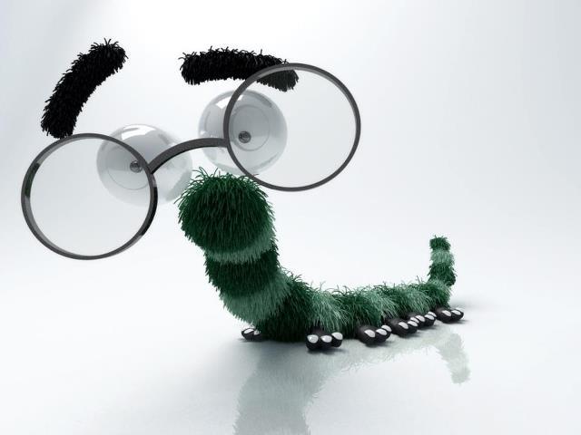 Vierme verdeață