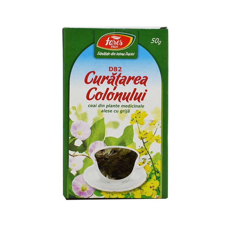 ceai de detoxifiere a colonului