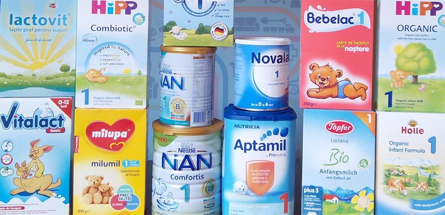 Formulele de lapte | HiPP Organică